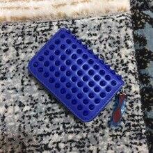 Luxury Brand 100% Genuine Cowhide New Fashion Women's Purse Card Holder Women Small Wallet Zipper Clutch Coin Purse Female Bag