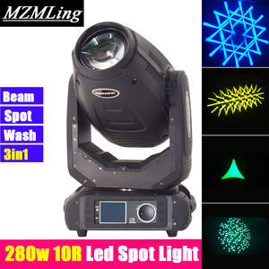 Light Moving-Head-Light DMX512 280w Show/stage-Light Beam/spot/Wash Stage-Machine 10R
