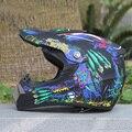2017 nova abs motocross capacete integral dot s/m/l/xl cascos capacetes de moto homem apto e mulheres para monstro capacete da motocicleta