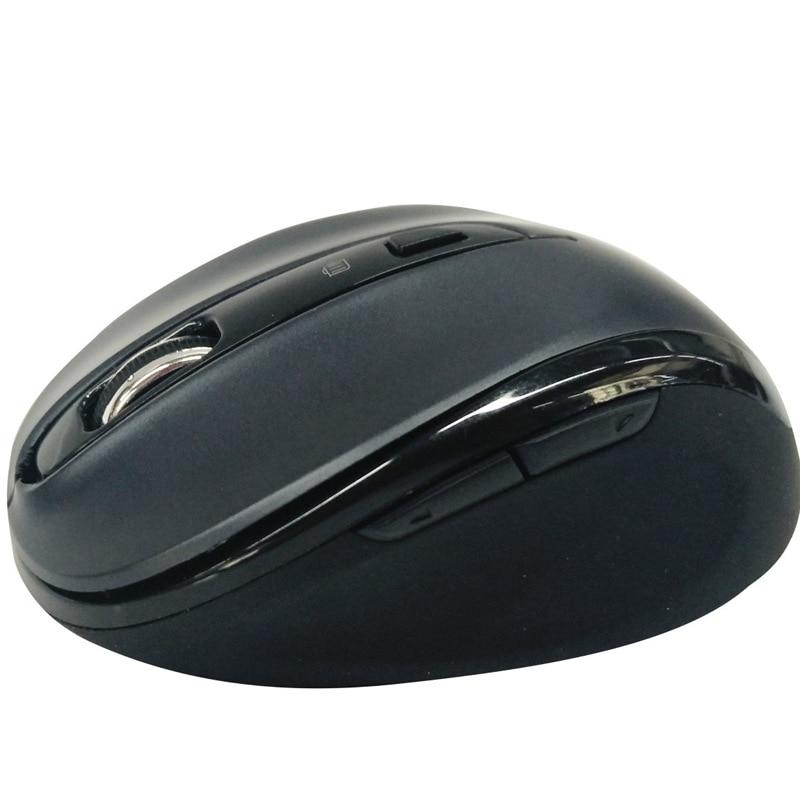 Sans fil Voix Souris souris sans fil Support Voice Home Office Multilingue Contrôle Taper Recherche IJS998