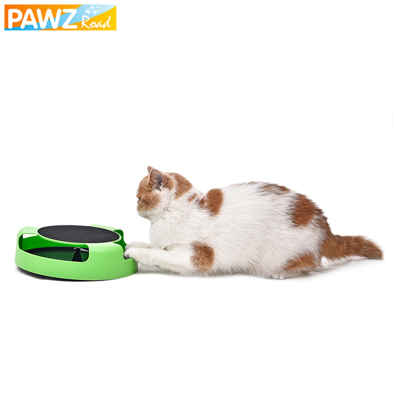 Free Shipping Pet Cat Toy Mouse Crazy Training Funny Toy For Cat Playing Toy with Mice Cute Cat Mouse Toy Catch the Motion Mouse