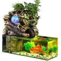 Aquarium fish tank c180730738 Installation video