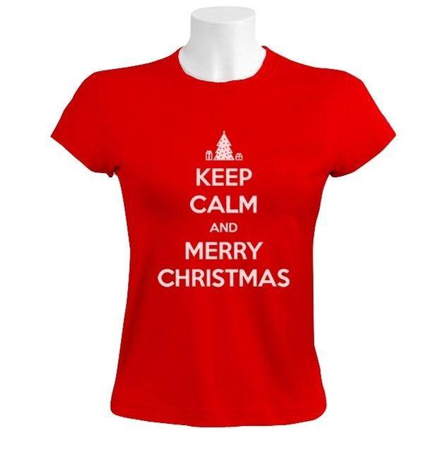 Regalo 2017 Xmas Feo Mujeres Y La Calma Feliz Mujer Nuevas Partido Camiseta Navidad Mantener Suéter ATUH8qwxn