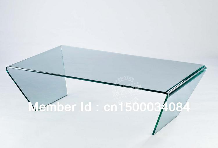 2013 NEW BOCONCEPT glass coffee table modern appearanceLIVING