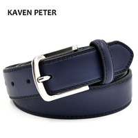 Mens Luxury Waist Belts Man Designer Belts High Quality With Double Stitching More Color Golf Belt