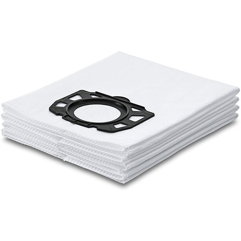 43*49.5cm Vacuum Cleaner Parts 1 Pcs Garbage Dust Collection Bag Filter Non-woven Cloth Bags For Karcher WD4 WD5 WD5 MV4 MV5 MV6