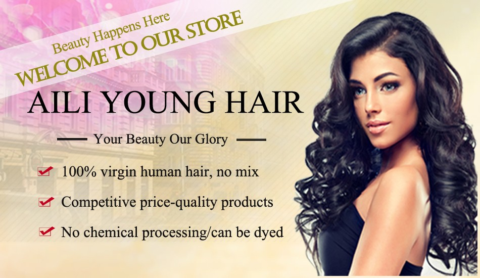 aili young hair