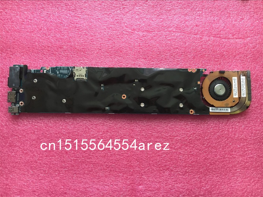 New laptop Lenovo ThinkPad X1 carbon 5 generation motherboard i5-5300 CPU 8G with fan FRU 00HT347