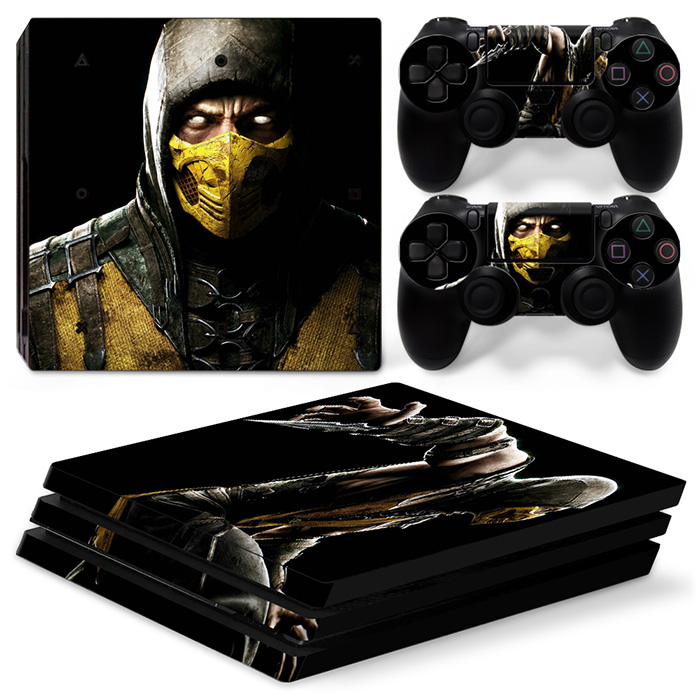 Hot sale!For PS4 PRO Game Accessories Best Selling Decal Skin and Sticker Skin