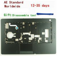 New Laptop shell for Dell Latitude E6420 Palmrest Keyboard Bezel Upper Cover Case with Touchpad C shell