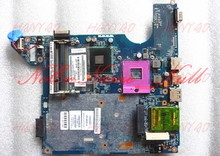 577511-001 For HP CQ40 Laptop Motherboard DDR2 GL40 JAL50 LA-4101P MainBoard 100% Tested цена
