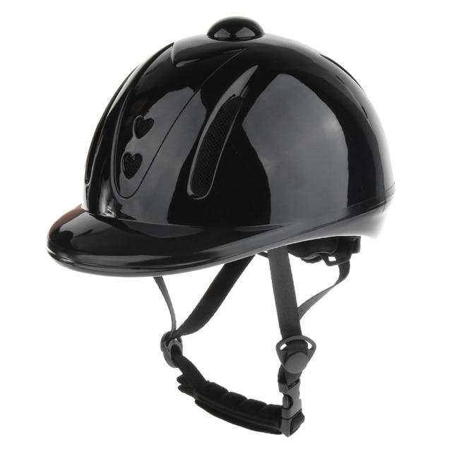 Adjustable Equestrian Safety Helmet For Men & Women Show Performance  2