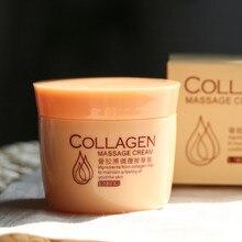 LAIKOU Collagen Face Massage Cream Exfoliate Deep Pore Cleansing Oil Balance Facial Cream Massage Cream Skin Care
