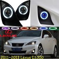 2011 ~ 2013 Lexu IS300 туман, Бесплатная доставка! галогенные, IS300 фар, CT200H, ES250 ES300, GS350, GS430, GS460, GX460, RX300, IS300 день лампы