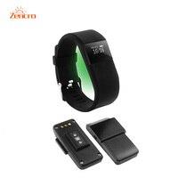 Zencro Veryfit Fitness Tracker China Smart Pedometer Wristband Heart Rate Activity Tracker
