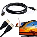 2M/6.6ft V1.4 HD 1080P Plated Connection HDMI Cable For LCD DVD HDTV Samsung PS3