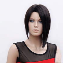 2015 New short human hair wigs 6A grade no shedding glueless short full lace wigs&front lace wigs 130%density free shipping