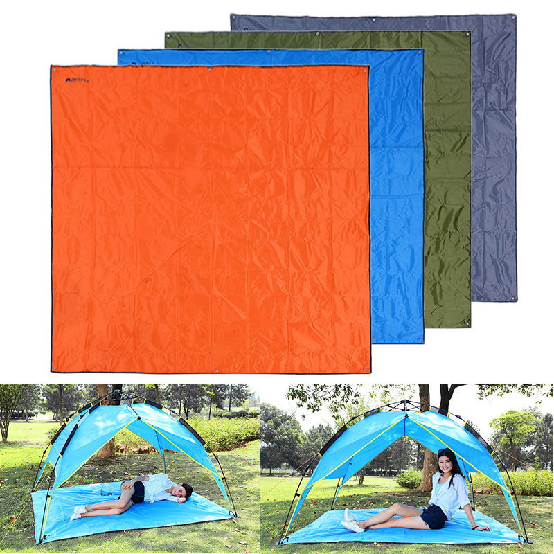 Sand Free Waterproof Beach Mat Fun Camping Mat Outdoor Rug Picnic Mattress Magic Pad Camping & Hiking