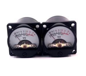 Image 3 - 2 יחידות לוח VU מחוון רמת שמע מוסיקה ספקטרום עם נהג לוח עבור רמקולי מגבר