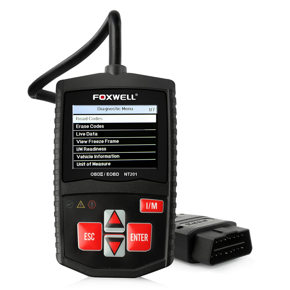 Foxwell NT201 OBD Automotive Scanner-07