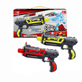 CS Game Shooting Water Crystal Gun 2-in-1 Air Soft Gun Airgun Paintball Gun Kids Funny Toy Guns with Bullets