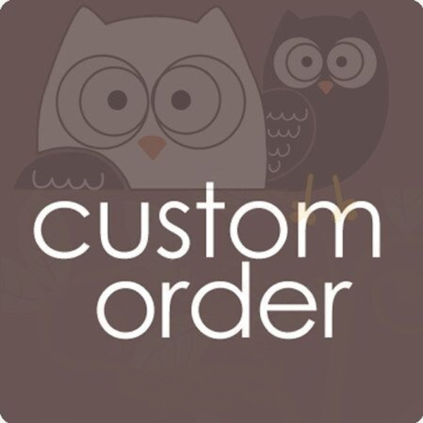 Custom Order Vinyl Wall Decals Wall Sticker Personalized