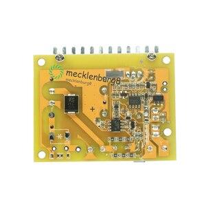 Image 4 - DC DC V 8 ~ V 32 V до 45 ~ 390 V Регулируемый повышающий преобразователь высокого напряжения zvs Повышающий Модуль усилителя конденсатора зарядная плата новый a