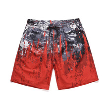 New Hot Mens Camouflage Shorts Surf Board Shorts Summer Sport Beach Homme Bermuda Short Pants Quick Dry Boardshorts цена и фото