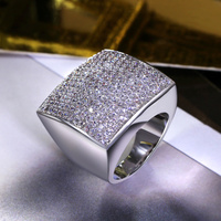 2014 New 18K Real Gold Plated And Platinum Plated Ring 163pc For Woman Made With Austrian