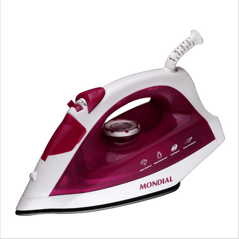 First Non Electric Steam Iron ~ Gear multifunction non stick baseplate ml steam