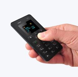 GSM 850/900/1800/1900MHZ 4.5mm Ultra Thin M5 SIM Card Phone Pocket Mini Telephone Dual Band Low Radiation Telephone Card Phones