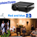 Original Poner Saund LED 3D Projector HDMI Home Theater Beamer Multimedia Proyector Full HD Video PK Smart tevision set TVS