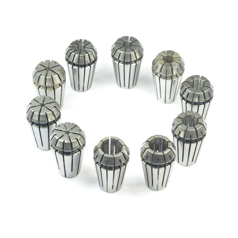 16pcs ER25 Spring Collet Chuck Set CNC Milling Collet Chuck ER25 Collect Set CNC Milling Lathe from 1mm to 16mm collet for mill стоимость