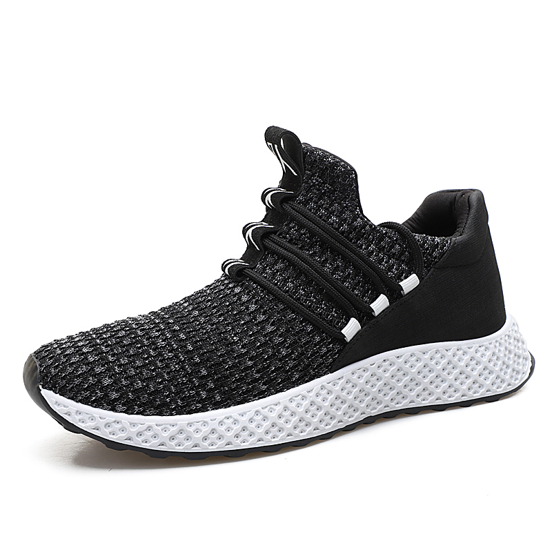 HTB1DrQYXdjvK1RjSspiq6AEqXXa8 - Male Breathable Comfortable Casual Shoes Fashion Men Canvas Shoes Lace up Wear-resistant Men Sneakers zapatillas deportiva