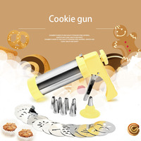 OnnPnnQ Cookie Mold Press Gun Baking Pastry Tools Biscuit Cookie Cutter DIY Cake Making Kitchen Tools