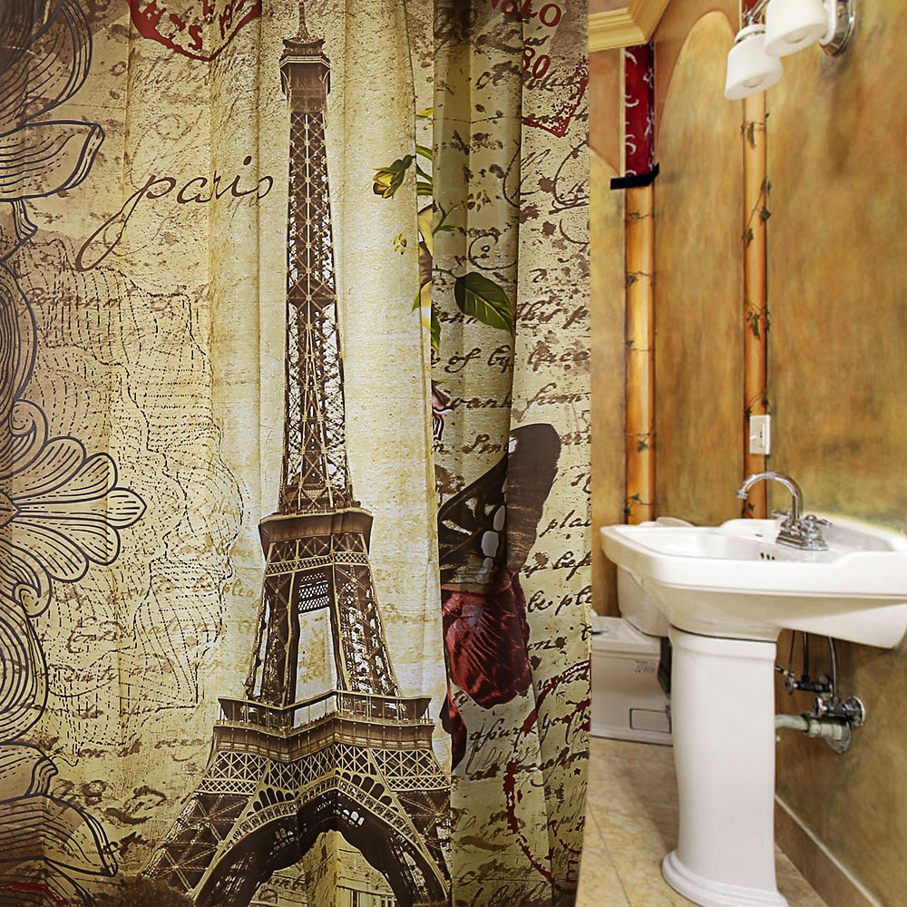 online get cheap paris shower curtain -aliexpress | alibaba group