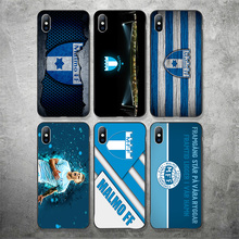 Yinuoda Malmo FF Team Traustason Phone Case Picture For Hernanes Silicon Soft TPU Cover iPhone X XR XS MAX 7 8 7plus 6 6S 5