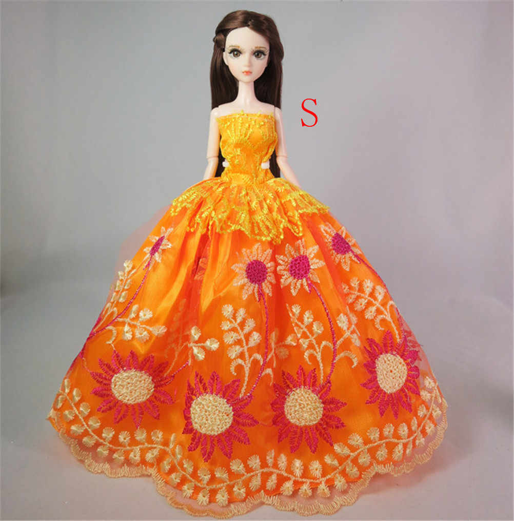 ... 1Pc Fashion Handmade Clothes Dresses Grows Outfit for doll Dress for  Girls Many Colors High Quality ... 32152211200c