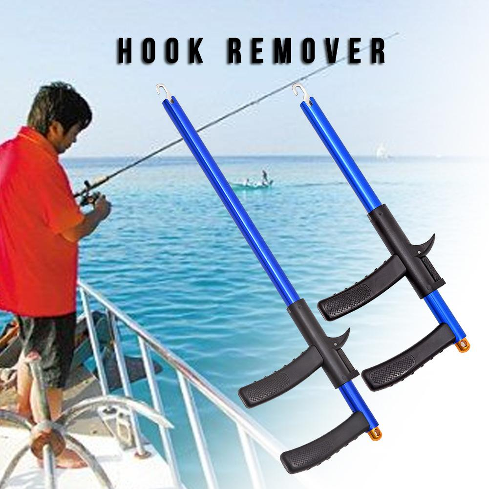 Professional 1pc 13 39in 9 45ih Optional Aluminum Fishing Hook Remover Extractor Outdoor Fishing Tool in Fishing Tools from Sports Entertainment