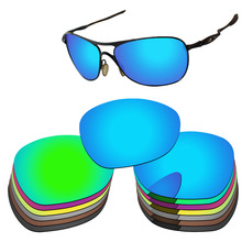 PV POLARIZED Replacement Lenses for Oakley Crosshair 2012 Sunglasses - Multiple Options цена и фото