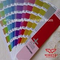 Pantone Cao Cấp Kim Loại Giấy Tráng Thẻ Màu GG1505