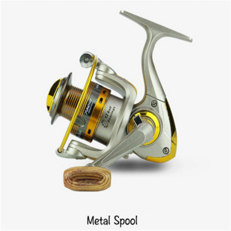 2019 New Arrival Left/Right Hand Fishing Reel Wheels 12BB Fishing Accessories Spinning Fishing Reel 5.5:1 Gear Ratio(China)