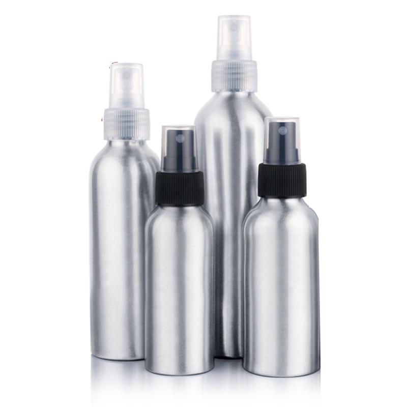 30-120ml Aluminum Spray Bottle Refillable Perfume