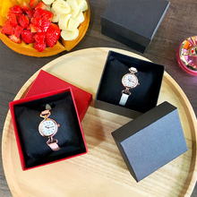 Watch  box male student Korean version of the simple trend ulzzang retro
