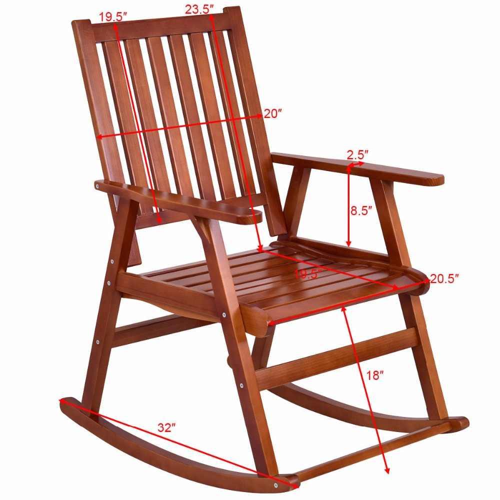подробнее обратная связь вопросы о Giantex деревянное кресло качалка