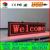 680X190 MM LED Programável Rolagem Mensagem Sinal de Exibição Placa do painel de led Indoor full color