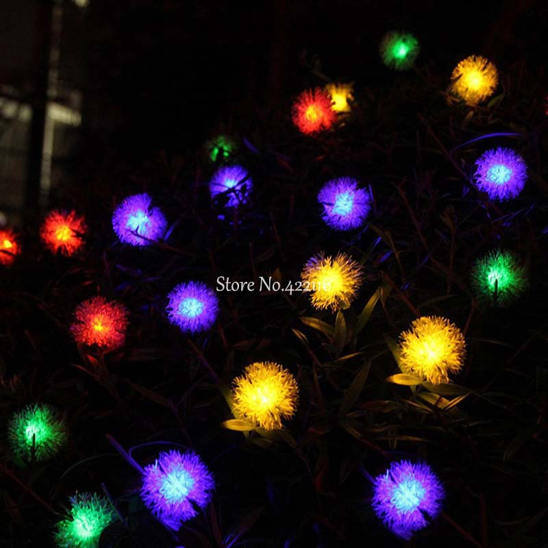 m solar luces led de la lmpara solar al aire libre para la decoracin del