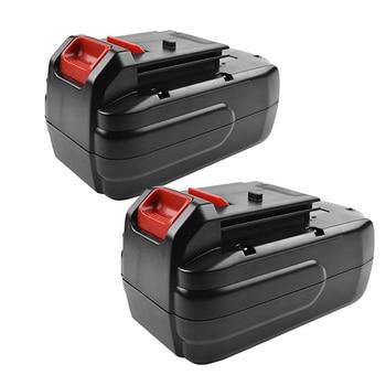 2pcs for Porter Cable 18v Battery 2000mAH NI-CD PC18B Cordless Power Tool PORTER-CABLE PC186CS PORTER-CABLE PCC489N