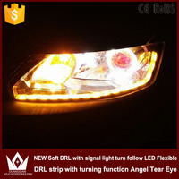 Night Lord 2011 2012 2011 LED DRL Car For For Hyundai IX35 DRL FOR Hyundai Daytime