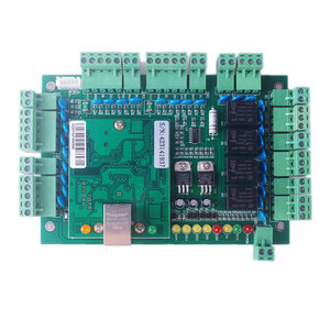 Image 4 - Placa de Control de acceso WAN TCP/IP, tarjeta de Control de acceso, sistemas de entrada de puerta WG26 34, soluciones de seguridad, placa de Control IP